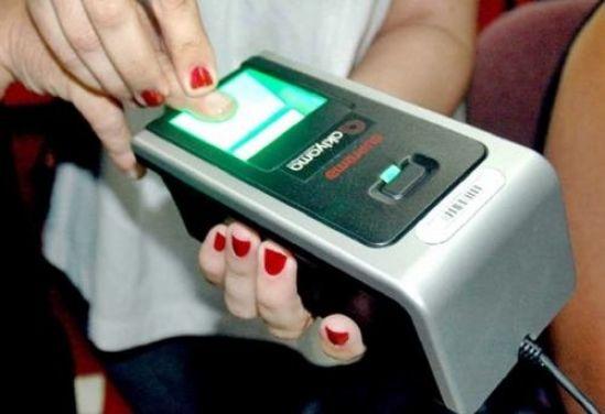 Começa o cadastramento para sistema biométrico de votação