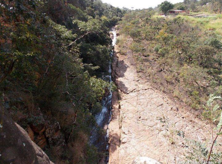 No Dia da Natureza, moradores do Gama denunciam poluição em Córrego