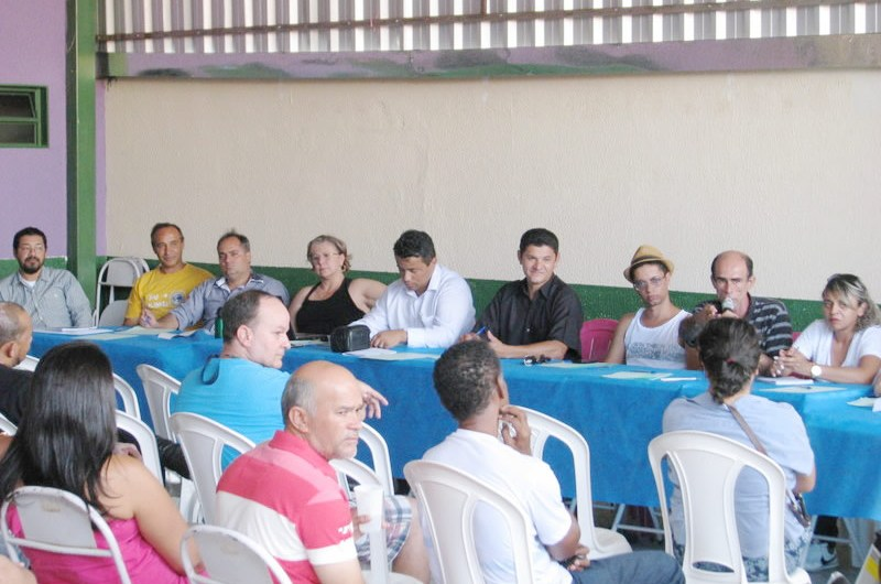 No Gama, união de forças políticas criam comissão de defesa do Parque Urbano e Vivencial do Gama