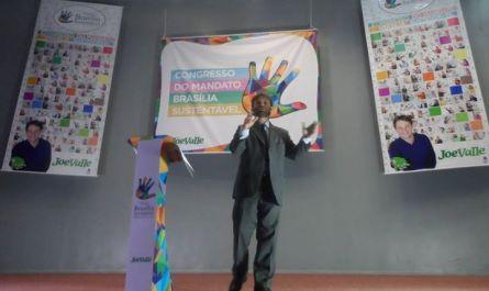 Mandato Brasília Sustentável; Dep. Joe Valle