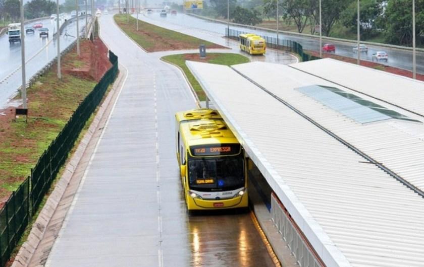 Novidades na linha 3210 que atende Ponte Alta Norte no Gama
