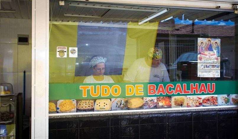 Português faz Sucesso no Shopping Popular do Gama