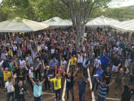 Sindicato dos delegados da Polícia Civil declara apoio à candidatura de Ibaneis