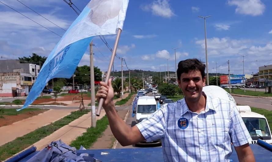 Reeleito com a quarta maior votação, Rafael Prudente deve assumir posição de destaque na nova Câmera Legislativa do DF