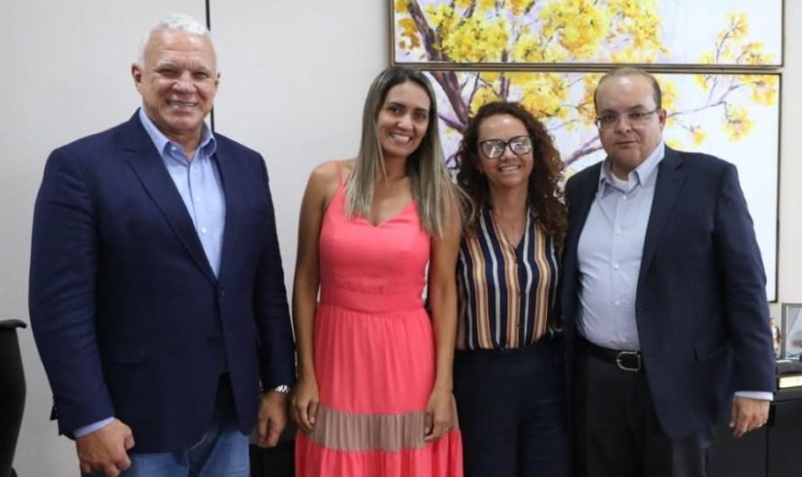 Marileide Romão é a nova administradora de Santa Maria DF