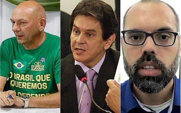 Operação da PF mira Luciano Hang, Roberto Jefferson, blogueiros e deputados todos aliados do Bolsonaro