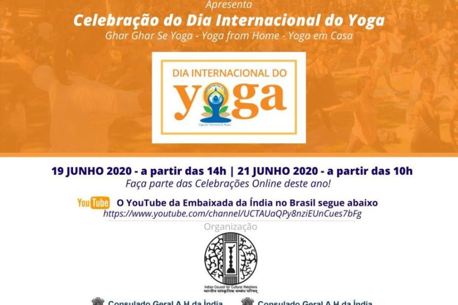 6º Dia Internacional do Ioga