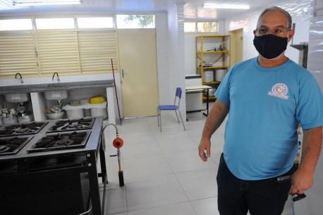Trinta escolas do Gama já ganharam reforma
