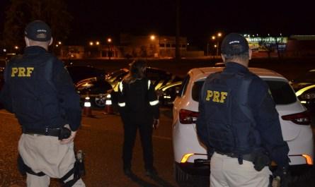 No Gama, Força-tarefa flagra 160 motoristas bêbados no Gama