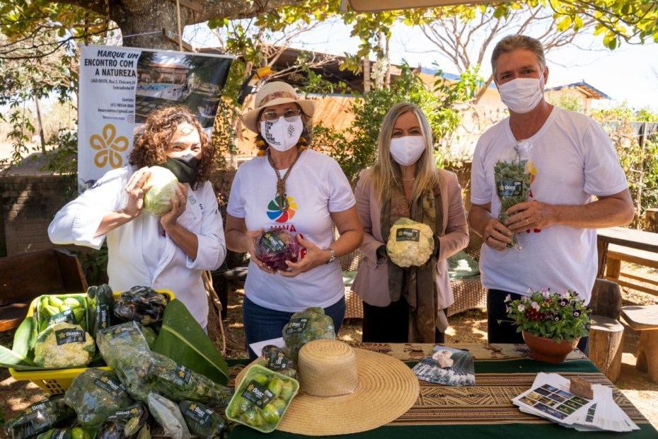 Dia do Cerrado é celebrado com exposição de arte e feira agroecológica no Lago Oeste