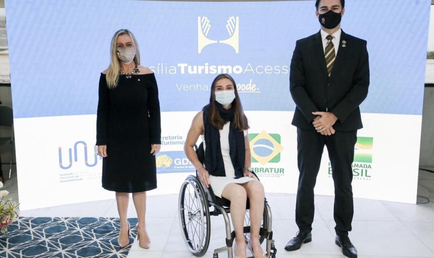 Brasília lança o 'Guia da Rota Arquitetônica Acessível'