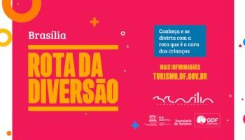 Brasília ganha primeiro guia turístico para crianças