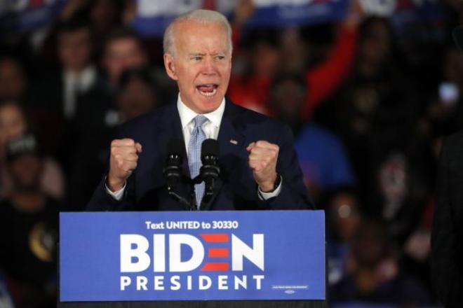 Joe Biden confirma vitória sobre Trump