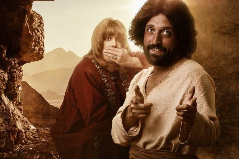 De Deus não se zomba: A Primeira Tentação de Cristo, lançado em 2019 tem sua primeira baixa