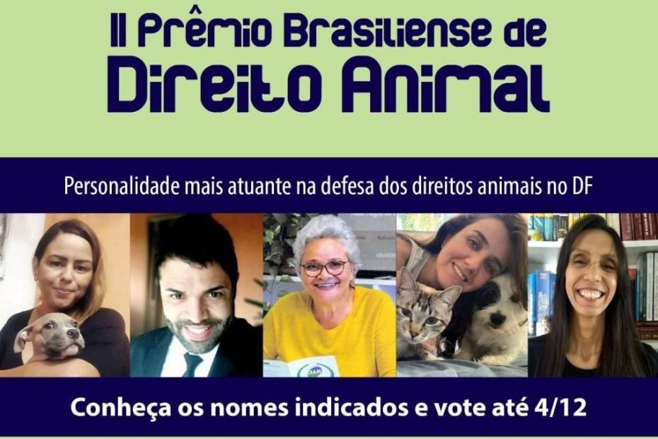 II Prêmio Brasiliense de Direito Animal