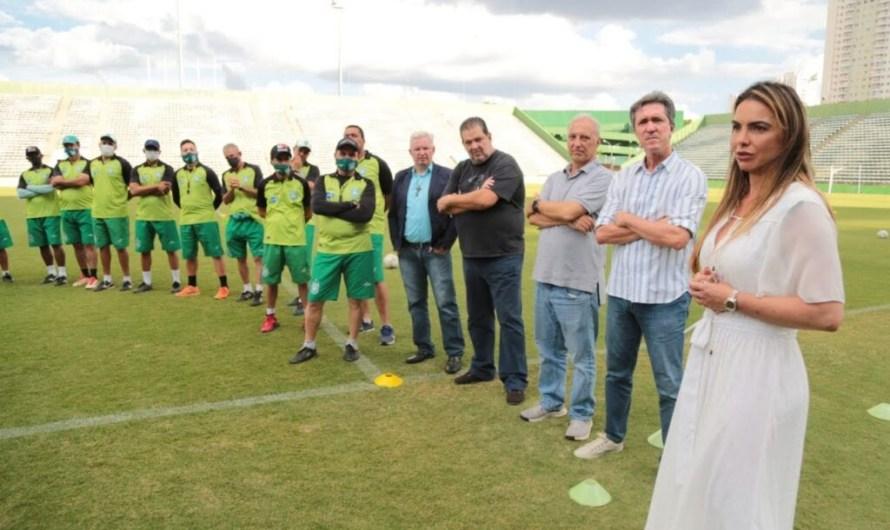 Belmonte Sports vai socorrer o time do Gama