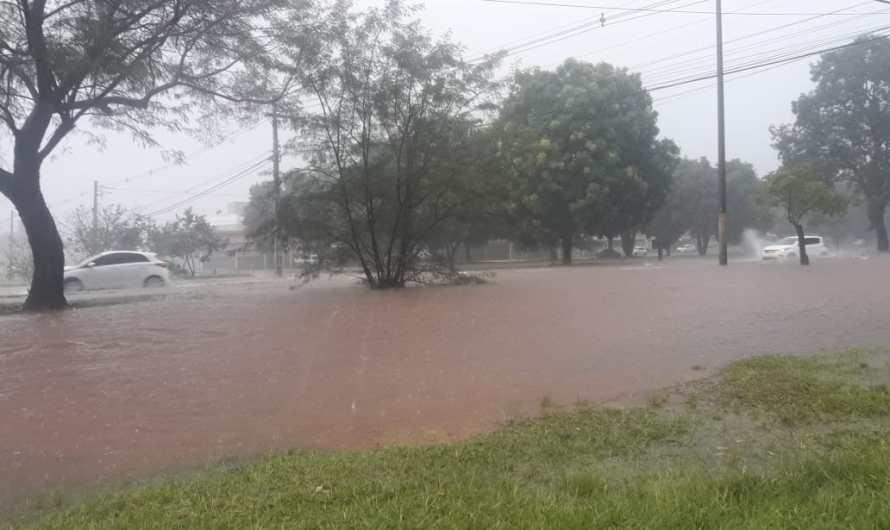 Defesa Civil aleta para chuva forte na noite hoje no Gama e regiões do Distrito Federal