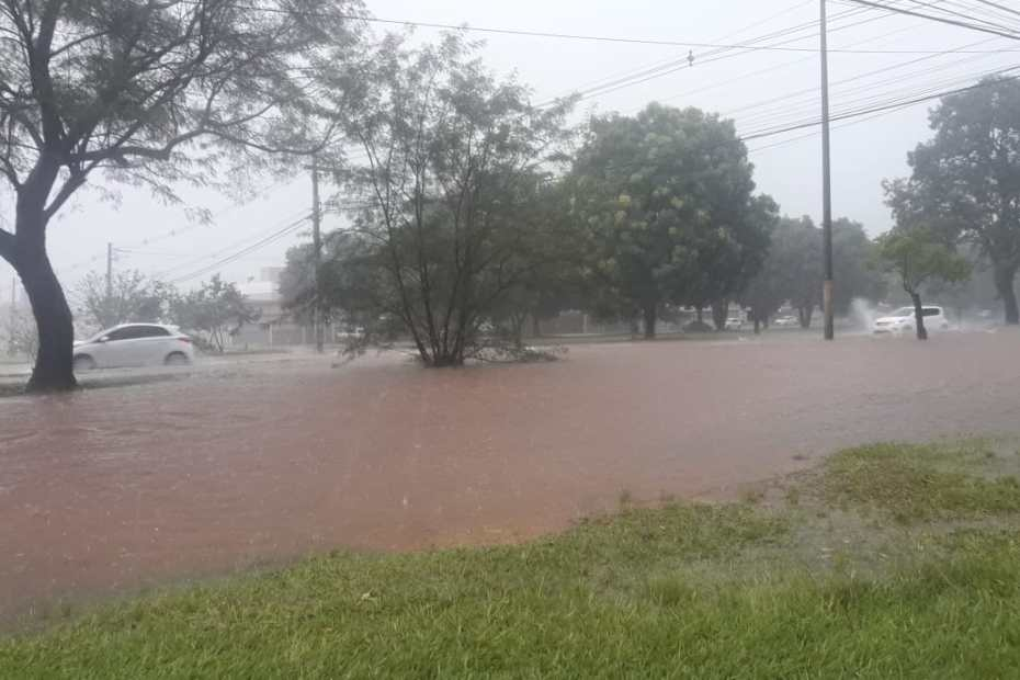 Cidade do Gama pede socorro em Brasília (DF)