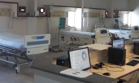 Hospital de Santa Maria abre 10 leitos para covid-19