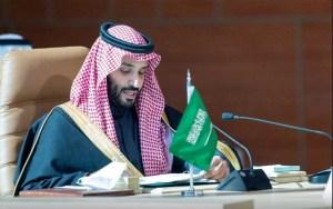 Príncipe saudita Mohamed Bin Salman anuncia iniciativa verde saudita e iniciativa verde do Oriente Médio