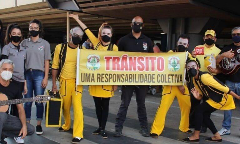 Detran DF dá início à Semana Nacional de Trânsito 2021