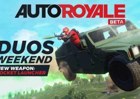AutoRoyale Beta Duos Weekend