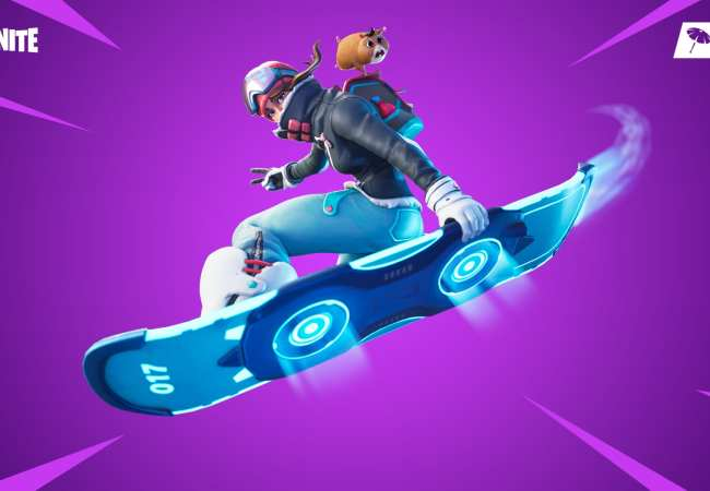 Fortnite Driftboard