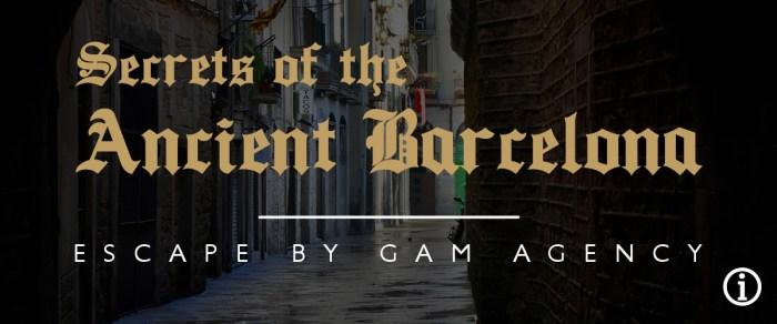 Городской квест в Барселоне «Секреты старой Барселоны»