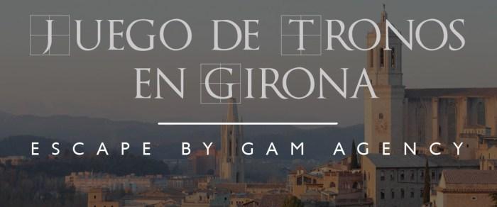 Escape Room en Girona al aire libre basado en Juego de Tronos