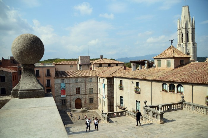 Girona is considered one of the best preserved medieval towns in Europe