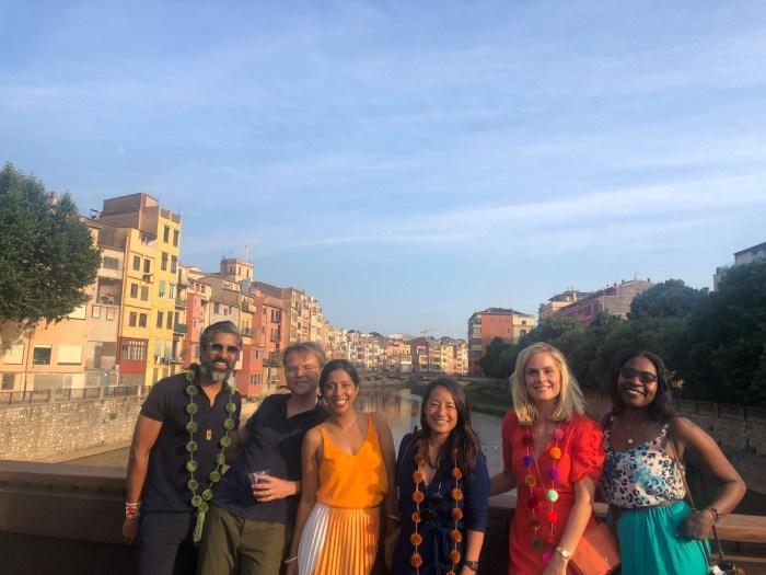 Jugadores durante el Escape Room en Girona sobre Juego de Tronos de GAM Agency