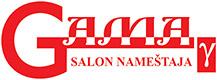 Salon nameštaja GAMA Kraljevo Logo
