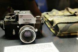 Werkzeug eines Kriegesfotografen