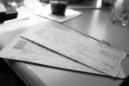 Fahrscheine