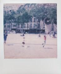 Centre Pompidou auf Impossible SX-70 Color