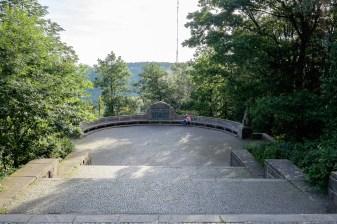 Sicht vom Hermannsdenkmal aus