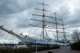 Russisches Schulsegelschiff