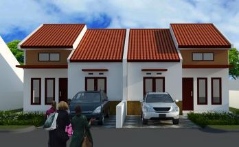 Desain Rumah Minimalis Tropis Model 4