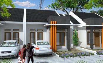 Desain Rumah Model Tropis 1 1 1