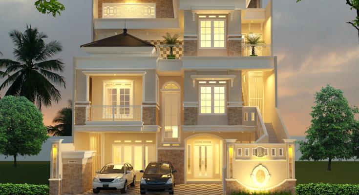 Desain Rumah Model Tropis 4 1