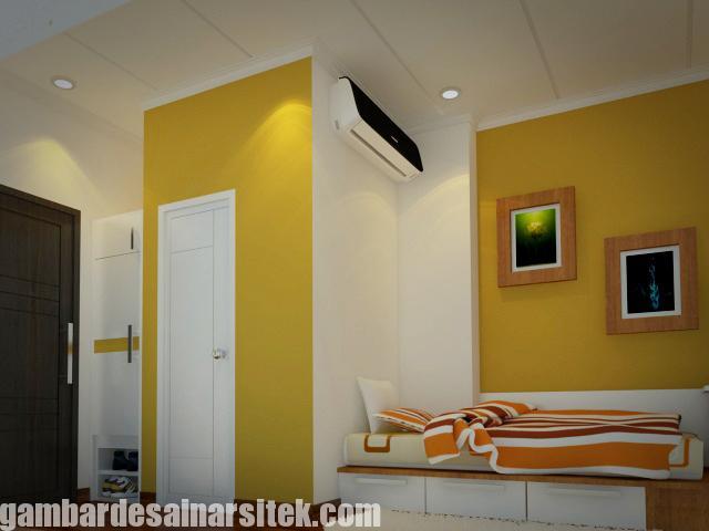 Desain Interior Kamar Utama Minimalis (2)