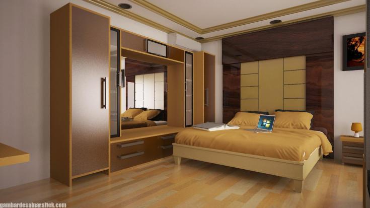 Desain Interior Kamar Utama Minimalis (5)
