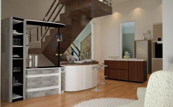 Desain Interior Tangga Minimalis