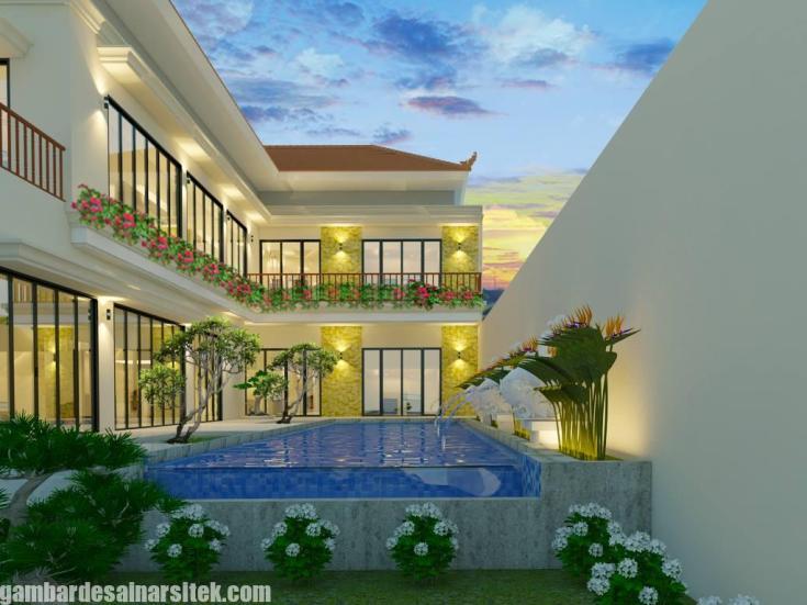 Desain Kolam Renang Rumah inimalis (1)