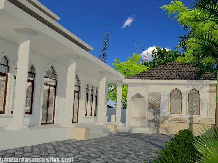 Desain Masjid Minimalis (1)