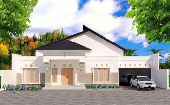 Desain Rumah Minimalis 1 Lantai 62