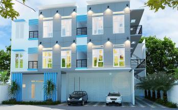 Desain Rumah Minimalis 3 Lantai 35