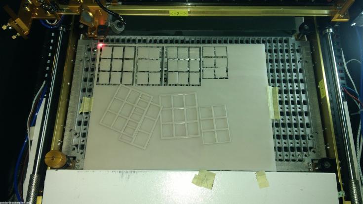 Maket Arsitektur Miniatur Model 36 Permesinan Pengolahan Limbah (7)