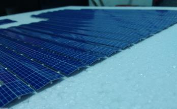 Maket Arsitektur Miniatur Model 37 Panel Solar Cell 5