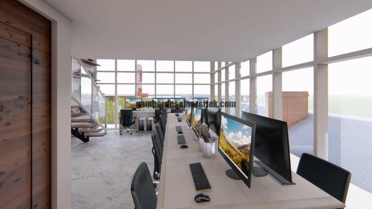 Desain Interior Kantor 6